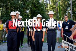 Bundesfeuerwehrjugendleistungsbewerb in Feldkirch